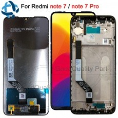 Какие бывают дисплеи на Xiaomi Redmi Note 7