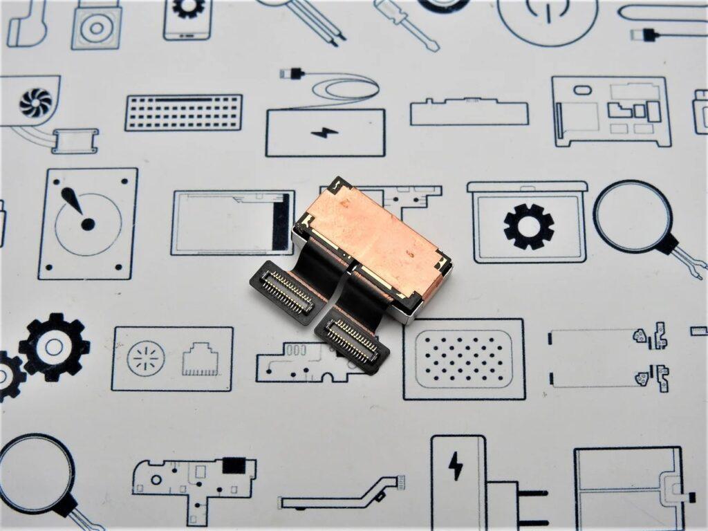 Замена основной камеры Xiaomi Mi A1