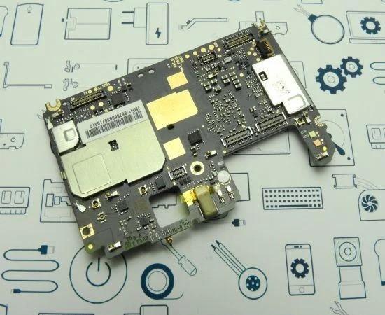 Замена материнской платы Xiaomi Mi A1 4\64