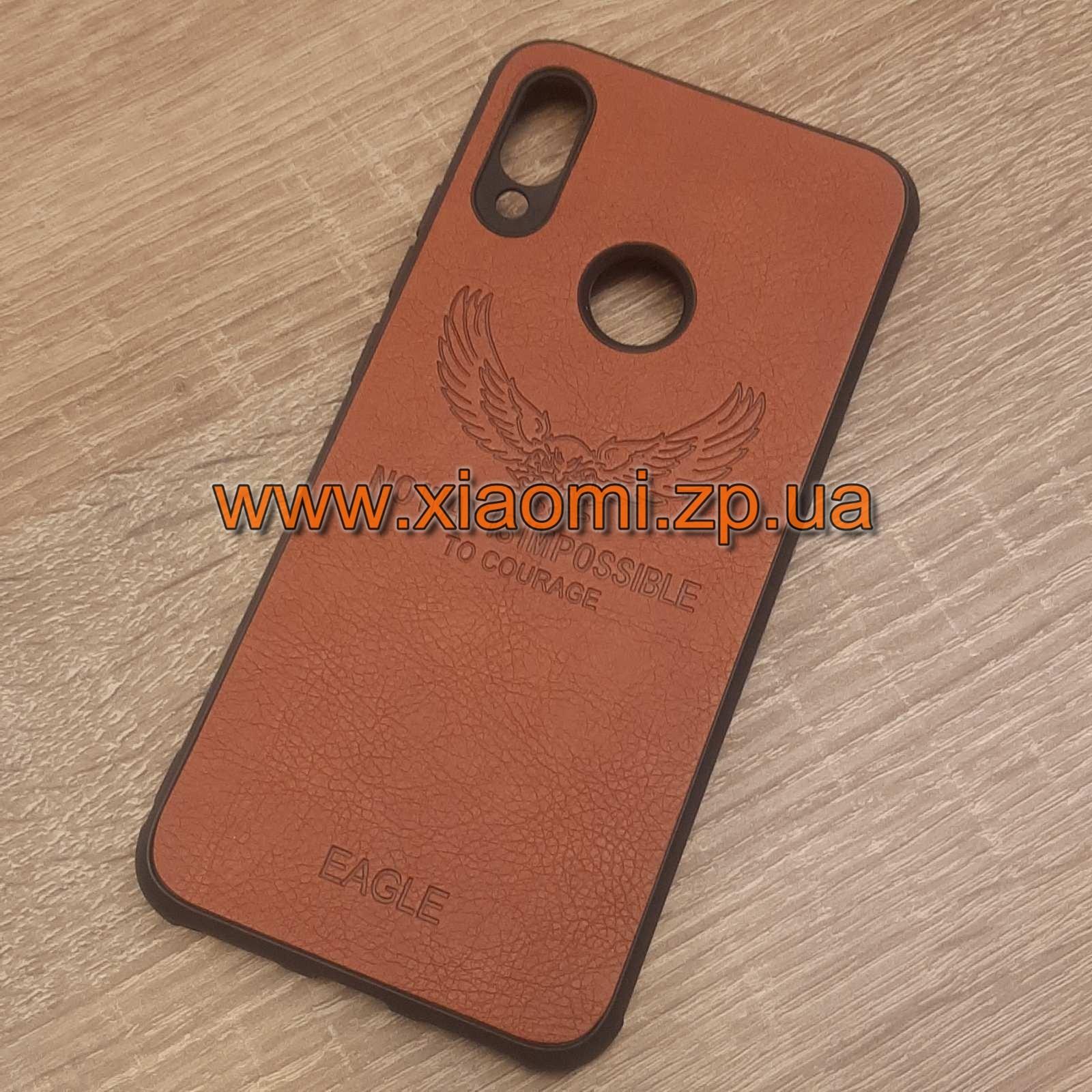 Чехол накладка для Xiaomi Redmi Note 7 / EAGLE